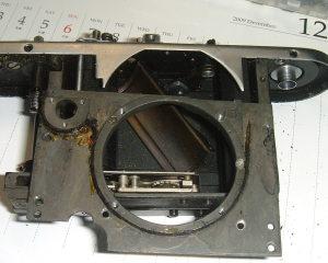 Zorki-3修理